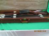 Browning Sweet 16 two barrel set