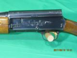 Browning A-5 Twenty 20 Ga. Semi-Auto - 3 of 10