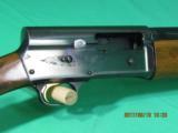 Browning A-5 Twenty 20 Ga. Semi-Auto - 7 of 10