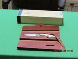 Browning Model 378 Knife