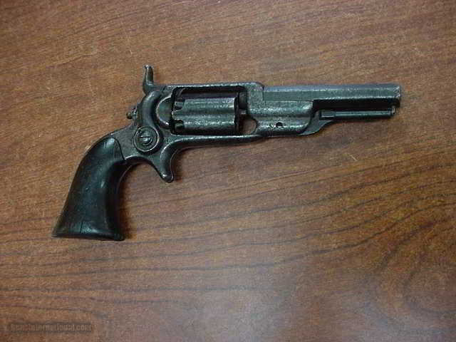 Colt 1855 SideHammer Root 3 Model Pocket