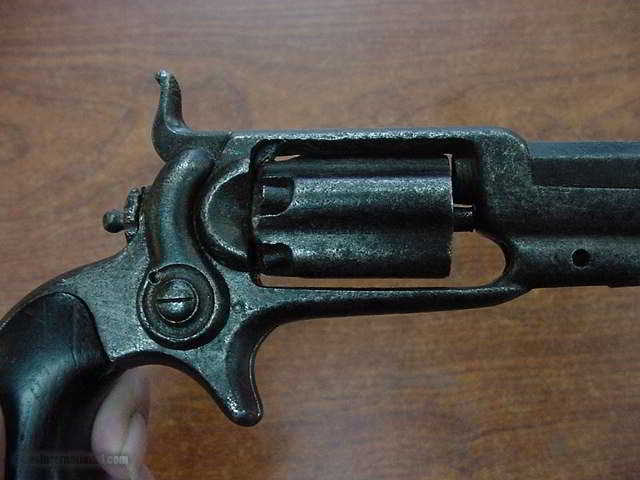 Colt 1855 SideHammer Root 3 Model Pocket - 3 of 5