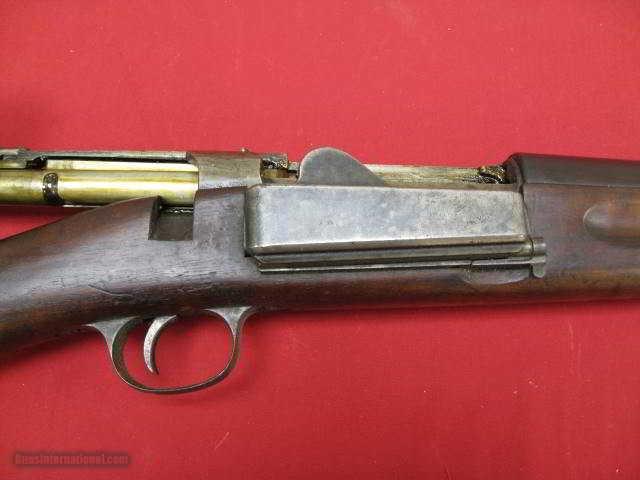 Springfield 1898 30-40 Krag - 2 of 5