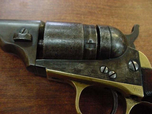 Colt Coversion Revolver - 3 of 4