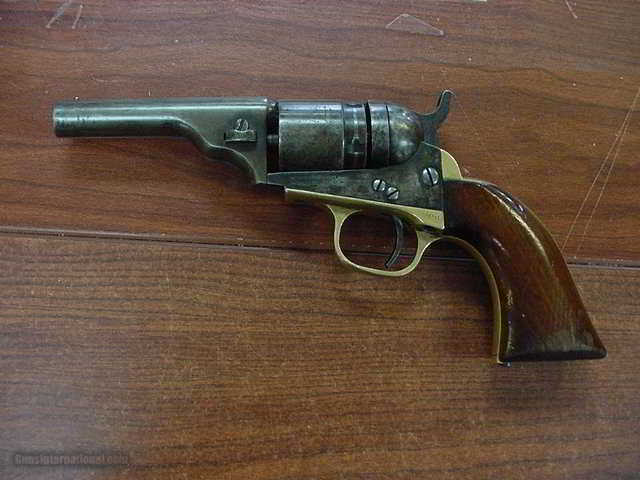 Colt Coversion Revolver