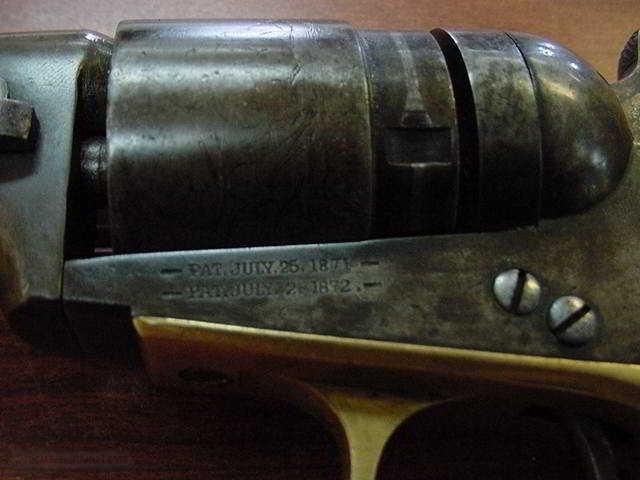 Colt Coversion Revolver - 2 of 4