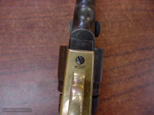 Colt Coversion Revolver - 4 of 4
