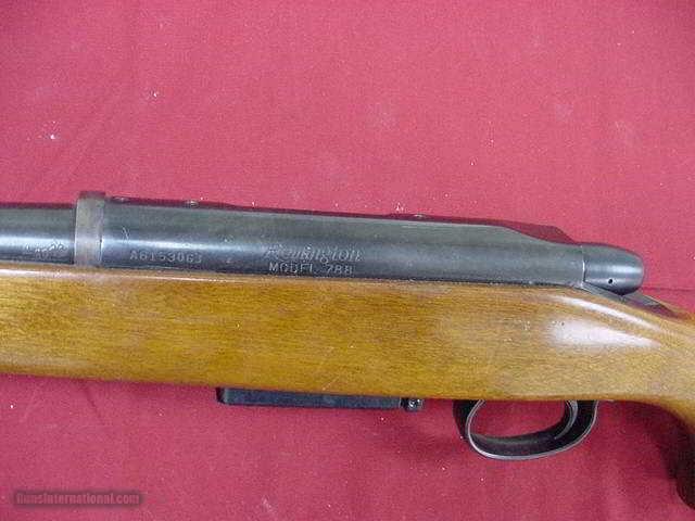 Remington 788 22-250