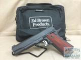 NIB Ed Brown Special Forces Gen 3 Custom 1911 Handgun, .45ACP