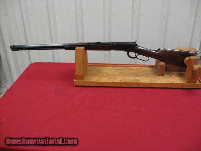 winchester 1892 calliber 32wcf take down 24 oct barrel