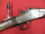 E. Remington & Sons Model #1 Sporting Rifle