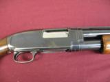 Winchester Model 12 Pump-Action Shotgun 2 3/4 12gauge Full