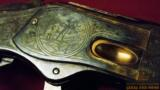 Armi San Paolo 1873 LAR .44-40 Engraved Never Fired 1 of 1000 - 12 of 12