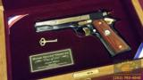Colt Home State Tribute New Hampshire Govt. Model .45 ACP