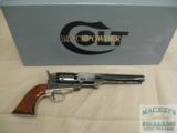 Colt 1851 Navy London Blackpowder Revolver 36 cal. 7.5 - 1 of 13
