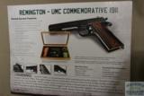 "Remington 1911 UMC Commemorative .45acp 5"" - 7 of 9"