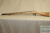 Uberti 1863 Single Shot Black powder rifle, 58 cal, 32