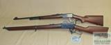 Winchester NRA Centennial Musket and 1894 LAR 30-30 set with boxes and papers - 12 of 16