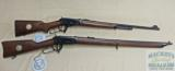 Winchester NRA Centennial Musket and 1894 LAR 30-30 set with boxes and papers - 3 of 16