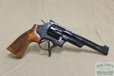 S&W 27-9 75th Anniversary 357 Magnum with display case, 6.5