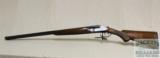 Neuman Belgium SXS shotgun, 28 gauge, 26
