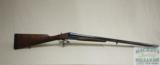 """Merkel 47E sxs shotgun 12 ga, 3"""", 28"""""""