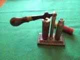 Antique James Dixon & Sons 12 bore Recapper Tool #2181C