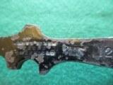 Antique James Dixon & Sons 12 bore Recapper Tool #2181C - 4 of 5