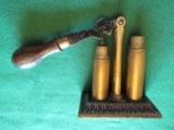 Antique James Dixon & Sons 12 bore Recapper Tool #2181C - 2 of 5