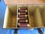 AMERICAN MADE ANTIQUE 200 Count LEATHER CARTRIDGE MAGAZINE - 8 of 8
