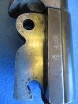 ANTIQUE GERMAN J P SAUER SINGLE SHOT PROJECT RIFLE. . - 8 of 10