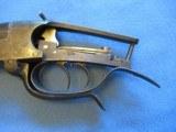 ANTIQUE GERMAN J P SAUER SINGLE SHOT PROJECT RIFLE. . - 5 of 10