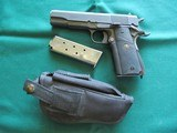 1911 AUTO ORDNANCE with 2 MAGS, HOLSTER + 550 RDS. AMMO