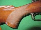 WINCHESTER M70 PRE WAR .22 HORNET. 4X GERMAN OIGEE SCOPE - 3 of 11