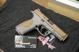 X-Werks Smith & Wesson M&P40 Burnt Bronze Tungsten - 1 of 7