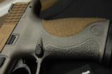 X-Werks Smith & Wesson M&P40 Burnt Bronze Tungsten - 6 of 7
