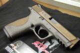 X-Werks Smith & Wesson M&P40 Burnt Bronze Tungsten - 5 of 7