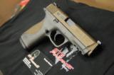 X-Werks Smith & Wesson M&P40 Burnt Bronze Tungsten - 3 of 7