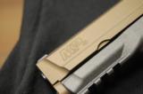 X-Werks Smith & Wesson M&P40 Burnt Bronze Tungsten - 7 of 7