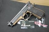 X-Werks Beretta M9 Burnt Bronze 9mm M 9 No CC Fee - 4 of 8