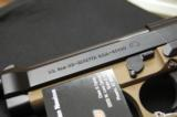 X-Werks Beretta M9 Burnt Bronze 9mm M 9 No CC Fee - 7 of 8