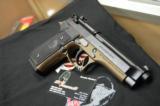 X-Werks Beretta M9 Burnt Bronze 9mm M 9 No CC Fee - 3 of 8
