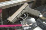 X-Werks Glock 19 G3 Magpul OD / Magpul FDE TFO NS - 1 of 6
