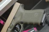 X-Werks Glock 19 G3 Magpul OD / Magpul FDE TFO NS - 5 of 6
