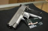 Kimber Stainless Pro Carry II 1911 W/ NS .45 ACP - 1 of 8