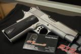 Kimber Stainless Pro Carry II 1911 W/ NS .45 ACP - 4 of 8