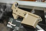 X-Werks Spikes Tactical Spider Stripped AR-15 Lower Magpul FDE - 3 of 4