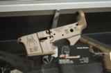 X-Werks Spikes Tactical Spider Stripped AR-15 Lower Magpul FDE - 1 of 4