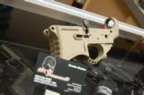 X-Werks Seekins Billet AR-15 Lower Coyote Tan SP223 - 1 of 6