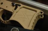 X-Werks Seekins Billet AR-15 Lower Coyote Tan SP223 - 5 of 6